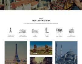 Nro 29 kilpailuun I need graphic designer for new WordPress site käyttäjältä workwithhts