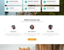 Nro 12 kilpailuun I need graphic designer for new WordPress site käyttäjältä amir499