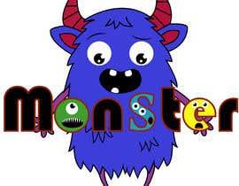 Nro 35 kilpailuun Monster design graphic käyttäjältä Abdoashraf2001