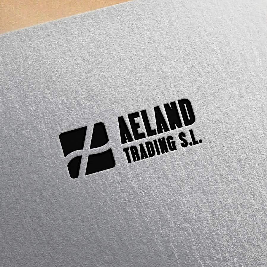 Inscrição nº 7 do Concurso para LOGO AELAND TRADING S.L.