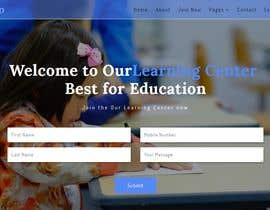 #13 для Learning Center Website от jahangir505