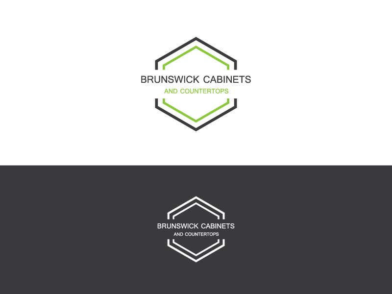 """Proposition n°282 du concours 1. Logo design for business 2. Creative for building sign that measures 68"""" tall by 93"""" wide"""