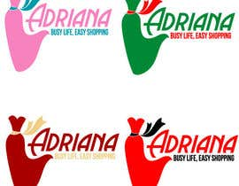 "#47 for Design a logo for a Women Clothing Brand ""Adriana"" by foziasiddiqui"