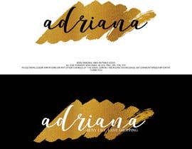 "#8 for Design a logo for a Women Clothing Brand ""Adriana"" af athinadarrell"