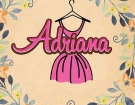 "#26 for Design a logo for a Women Clothing Brand ""Adriana"" by Romdhonihabib"