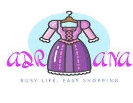 "#54 for Design a logo for a Women Clothing Brand ""Adriana"" by sarahderaman"