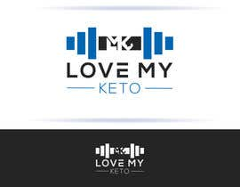 #117 untuk Logo Design For Keto Supplement Company oleh sdvisual