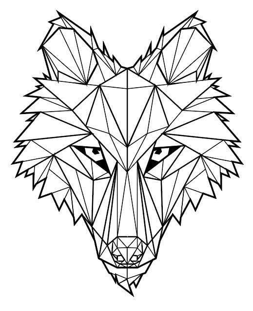 Kilpailutyö #196 kilpailussa Wolf Logo Design