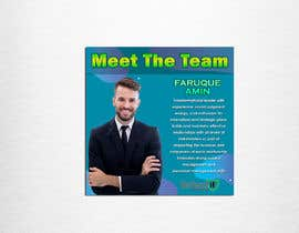 #26 for Meet the team and other posters by luphy