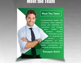 #19 for Meet the team and other posters by Crea8dezi9e