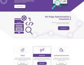 #29 para Redesign my Homepage por agnitiosoftware