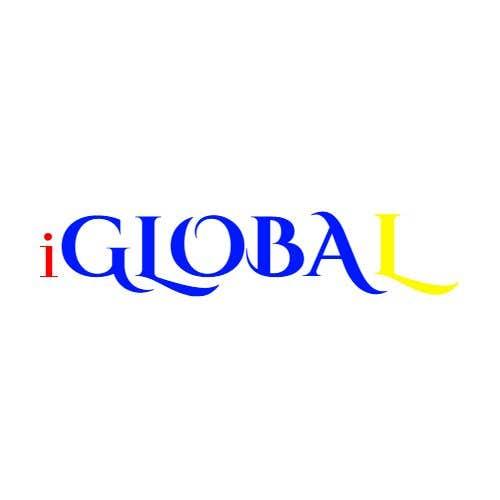 Konkurrenceindlæg #10 for Build logo : iGlobal