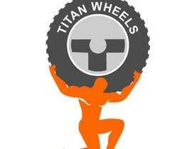 #58 for Titan Wheels by antongdongkal