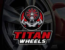 #43 for Titan Wheels by squadesigns