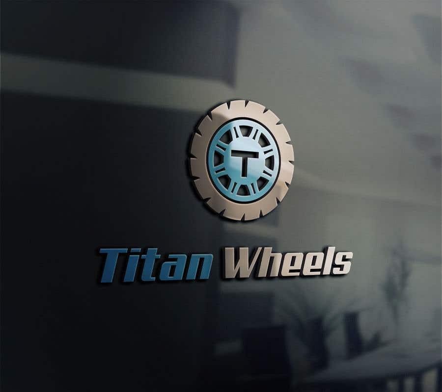 Konkurrenceindlæg #65 for Titan Wheels