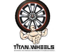 nº 155 pour Titan Wheels par odeezed