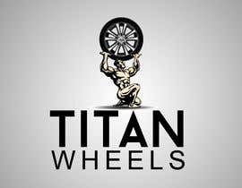 nº 141 pour Titan Wheels par mohammedalifg356