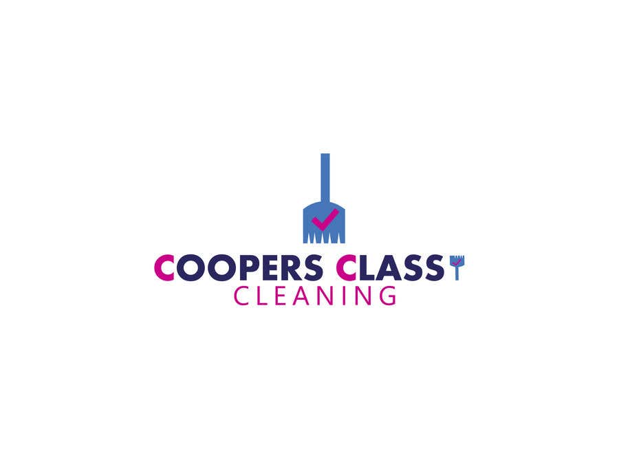 Proposition n°31 du concours Logo for Cleaning Company