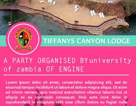 #6 for Design an a party flyer organised by school of engineering af Omneyamoh
