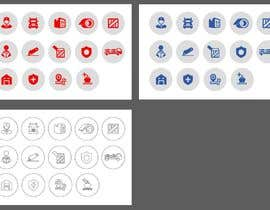 #11 для 14 Icons Graphics to AI від Abdulrhman92