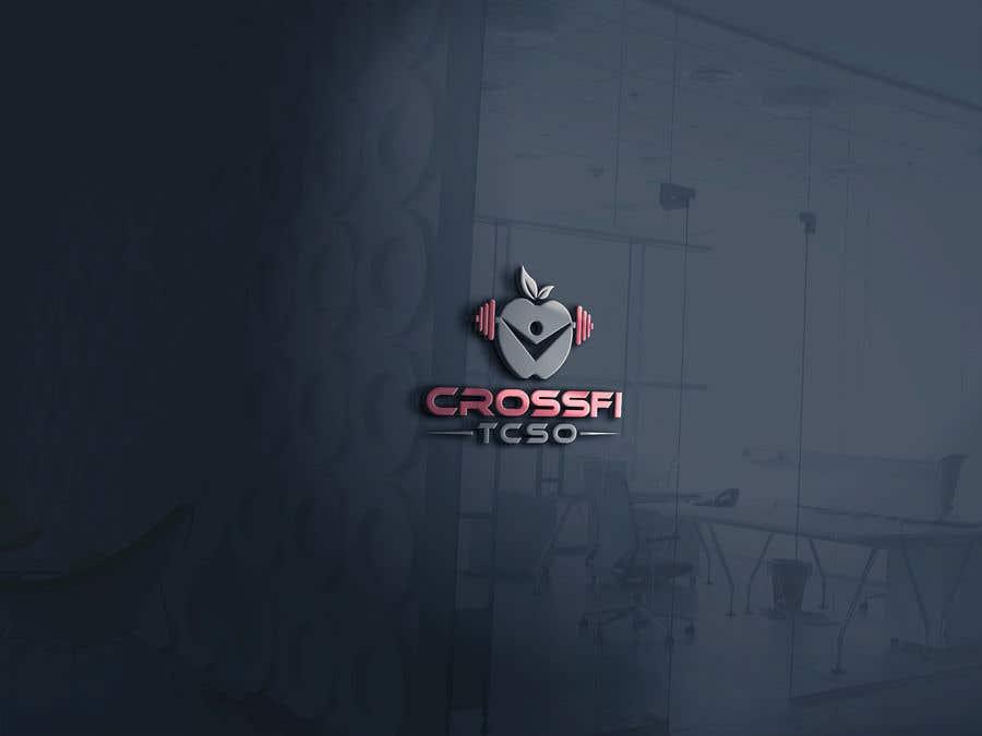 Bài tham dự cuộc thi #1 cho Crossfit TCSO - logo design