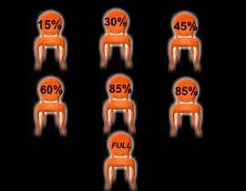 #59 untuk design seat occupancy icons oleh gtahirfarooq