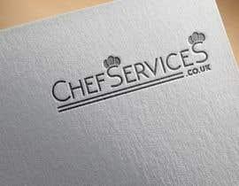 #40 untuk Logo for ChefServices.co.uk oleh Mdabdullahalnom1