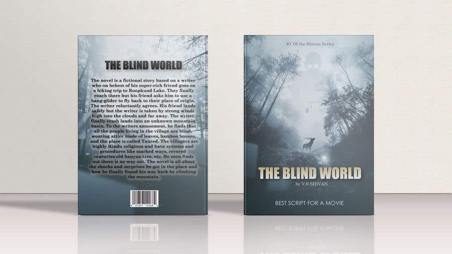 Penyertaan Peraduan #25 untuk Design the ultimate eye-catchy book cover for my novel