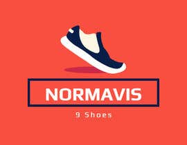 "#15 untuk Need a logo for ""Normavis 9 Shoes"". Selling mostly sneakers show me what you got. oleh jhelume2233"