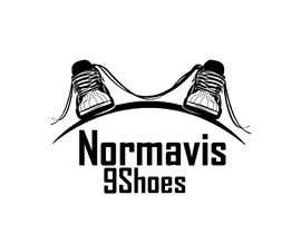 "#2 untuk Need a logo for ""Normavis 9 Shoes"". Selling mostly sneakers show me what you got. oleh Msun7"