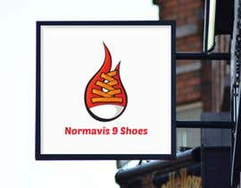 "#3 untuk Need a logo for ""Normavis 9 Shoes"". Selling mostly sneakers show me what you got. oleh Msun7"