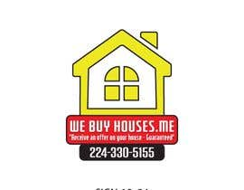 nº 150 pour We Buy Houses Logo Design par Dineshdsnr