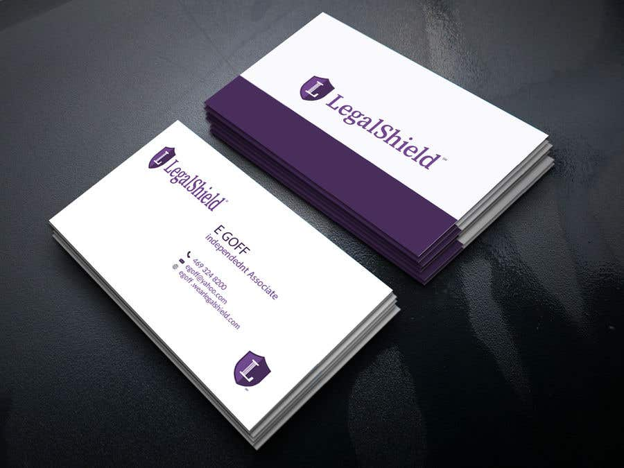 Contest Entry #15 for design double side business card - LS