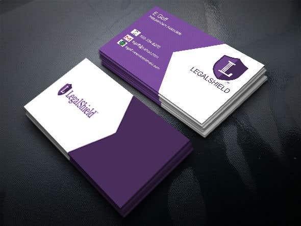 Contest Entry #65 for design double side business card - LS