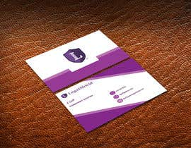nº 144 pour design double side business card - LS par Jenaan