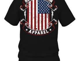 Nro 24 kilpailuun Real American Apparel designs käyttäjältä Mazba01