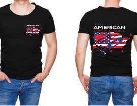 Nro 11 kilpailuun Real American Apparel designs käyttäjältä mrabbi4980