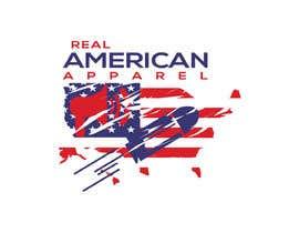 Nro 13 kilpailuun Real American Apparel designs käyttäjältä mrabbi4980