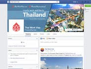 Bài tham dự #34 về Graphic Design cho cuộc thi Design Facebook page cover photo and profile photo