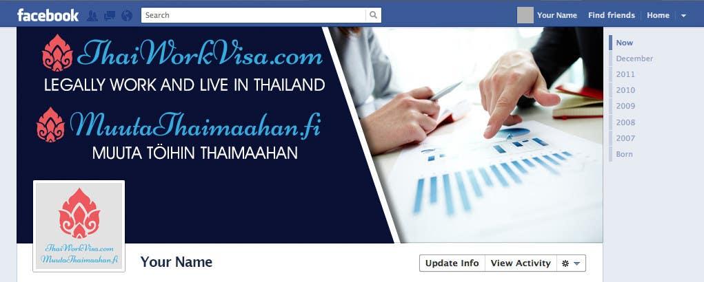 Bài tham dự cuộc thi #                                        52                                      cho                                         Design Facebook page cover photo and profile photo