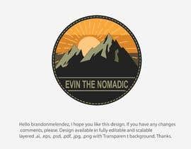 #58 untuk mountain vintage badge logo oleh Shakil361859