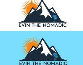 Nro 12 kilpailuun mountain vintage badge logo käyttäjältä sukelchakma1990