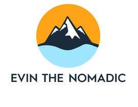 #15 untuk mountain vintage badge logo oleh sukelchakma1990