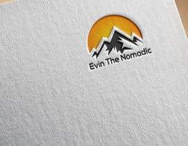 #99 untuk mountain vintage badge logo oleh rana715113