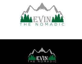 #39 untuk mountain vintage badge logo oleh NajirIslam