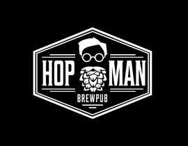 #9 pentru As you can see, we have a logo, but we need to change the slogan of it and some words. Instead of Hop Doc  - we want it to be Hop Man. And slogan should be Brewpub. If we will like your style - we will work a lot in the future! de către MuhammadS3717509