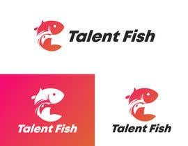 #43 cho Logo Design for company: Talent Fish bởi anshalahmed17