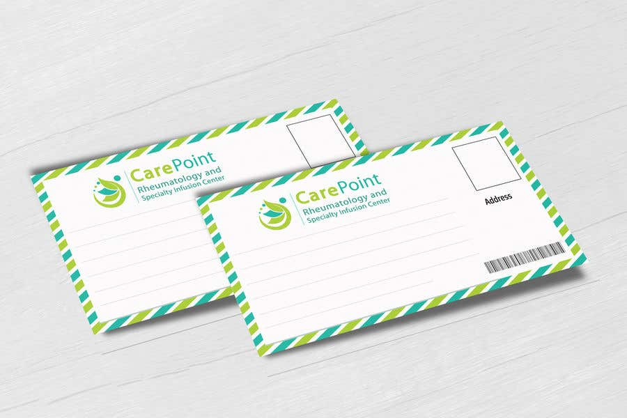 """Proposition n°1 du concours Design postcard for marketing 6""""x11"""" in"""