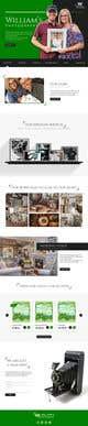 Kilpailutyön #57 pienoiskuva kilpailussa Design Clean, Minimalist, Professional Website Layout and Logo