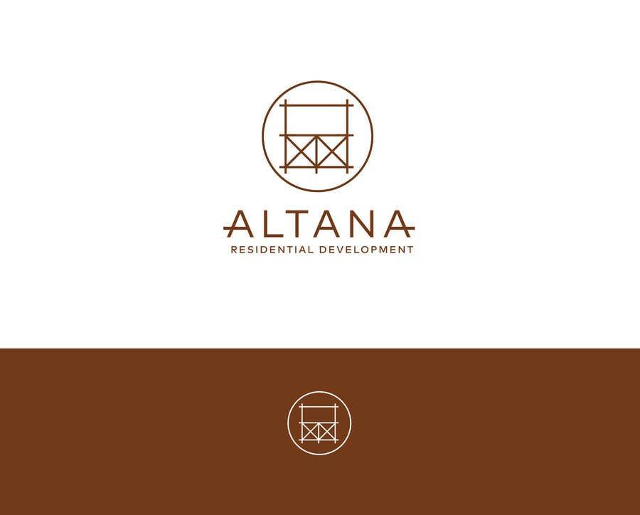 Конкурсная заявка №250 для Altana - Logo and Project Identity for Residential Development